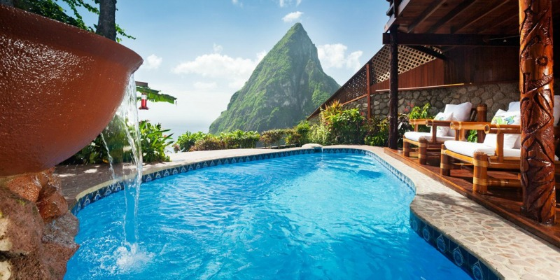 Hotel Ladera St. Lucia