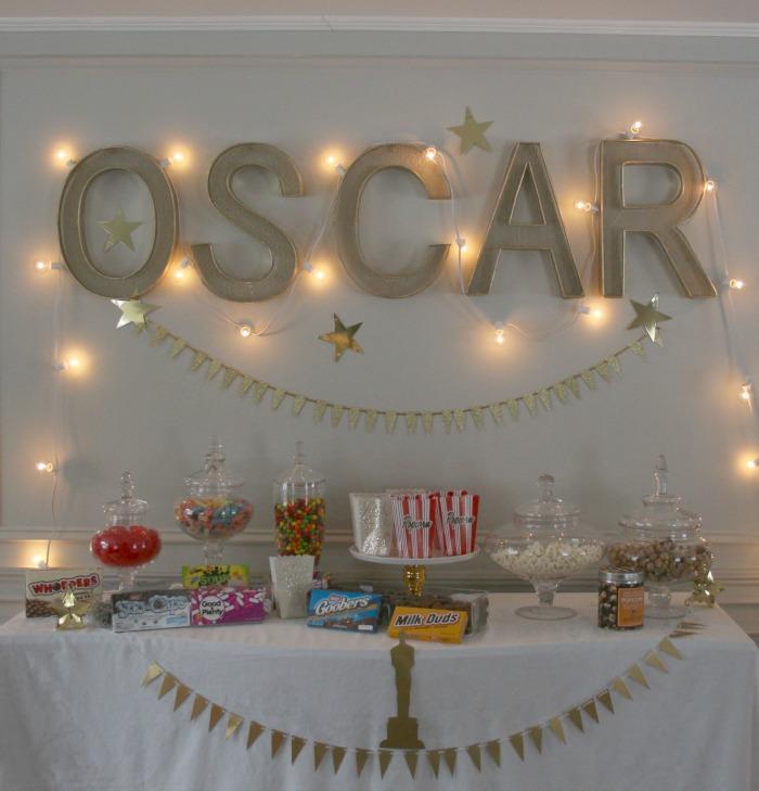 Academy Awards Party Ideas – Act II