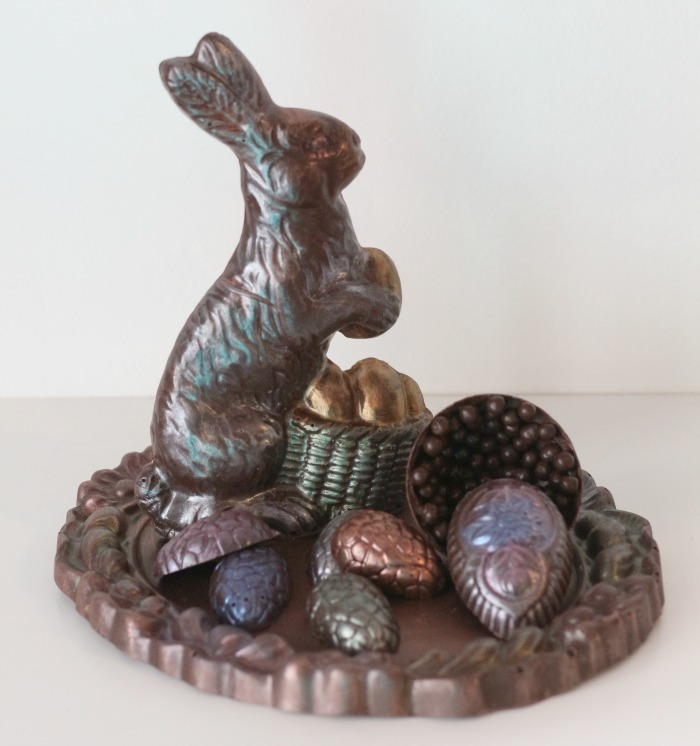 Chocolate Bunny for Easter