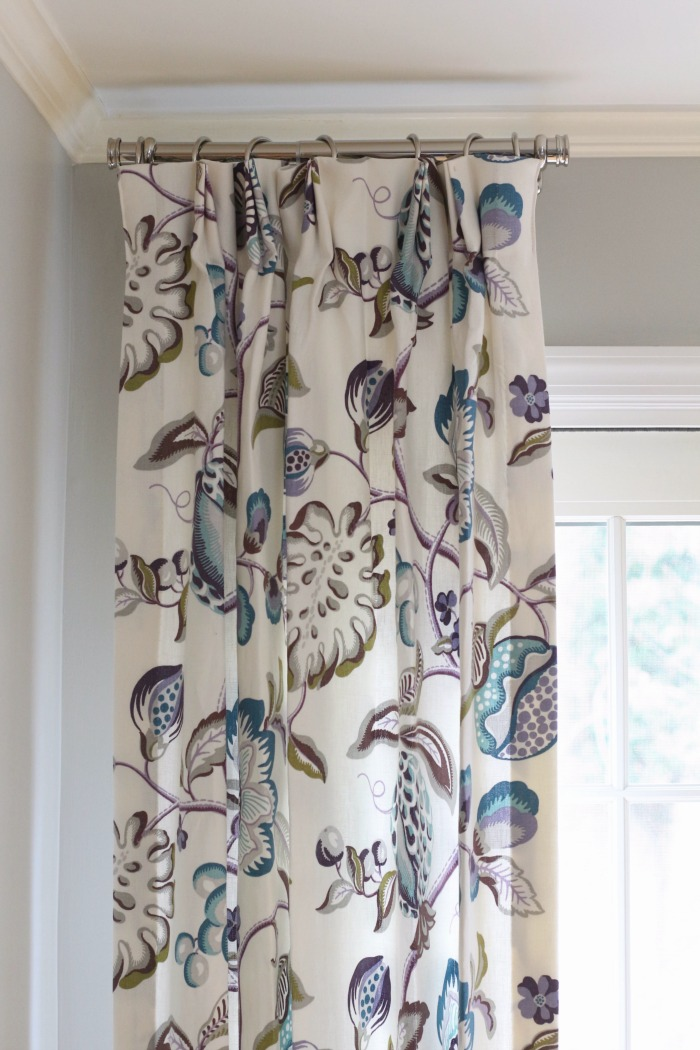 Floral and Botanical Drapes