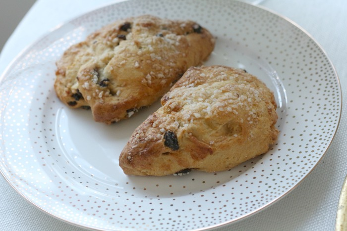 Raisin Scone Recipe