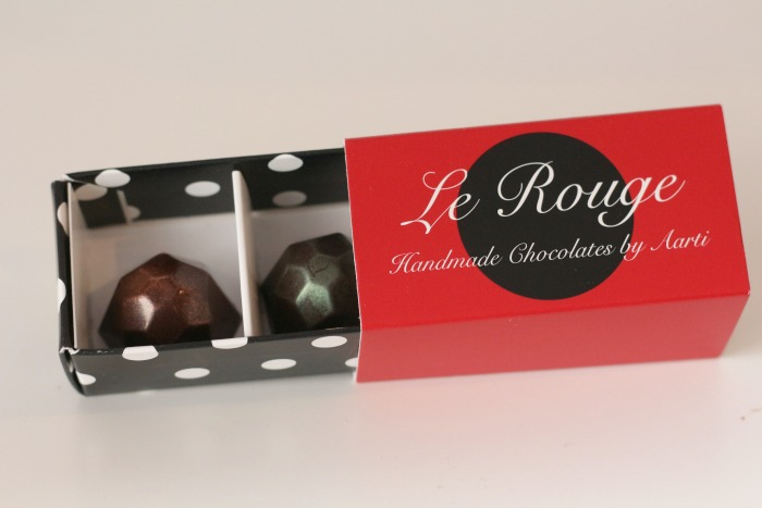 Le Rouge Handmade Chocolates & Cafe