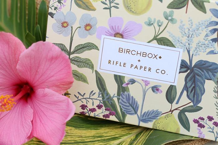 Birchbox Subscription Review April 2016 image