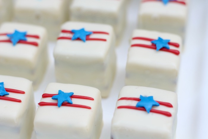 American Flag Treats