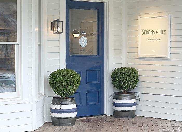 Serena & Lily Front Door