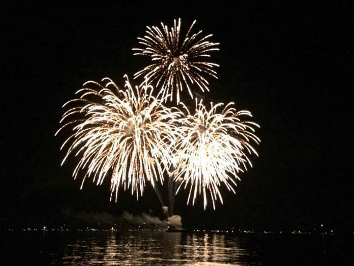 Fireworks by Kirstin