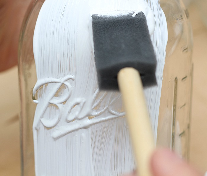 Painting jar