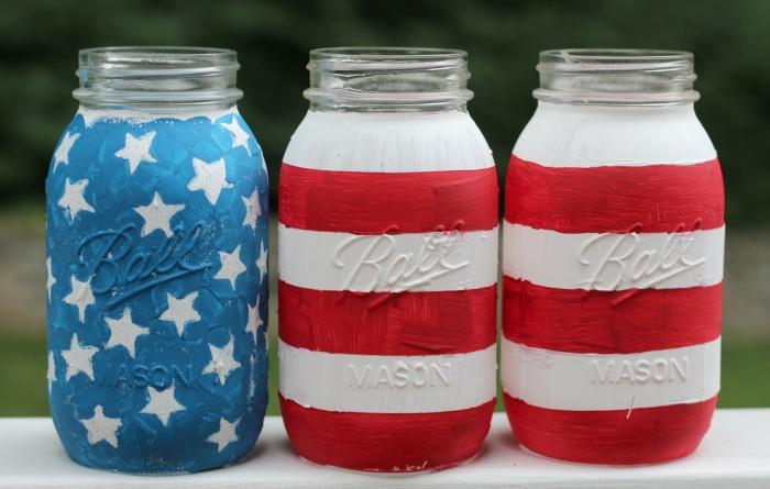 finished jars