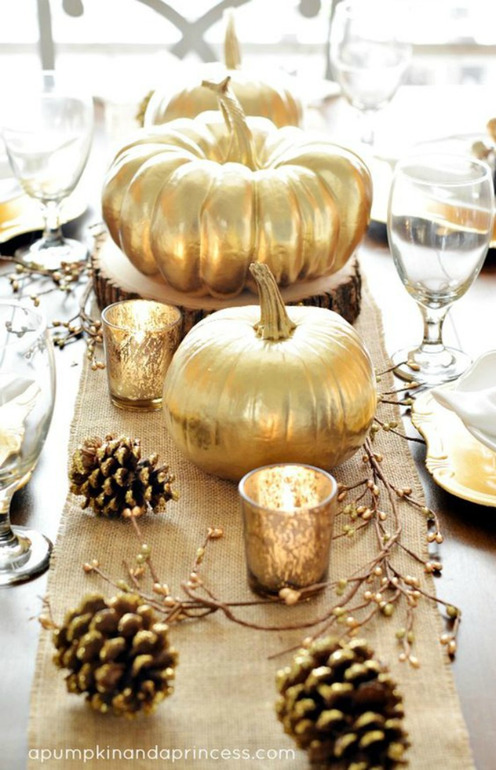 gold-pumpkins
