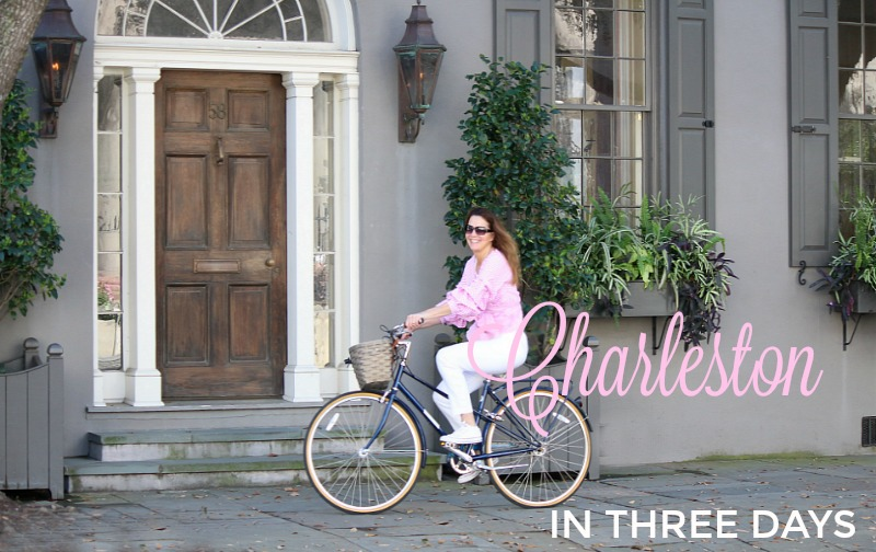 Charleston in three days