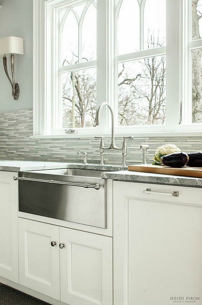25 Gorgeous Kitchens With Farmhouse Sinks Connecticut In Style