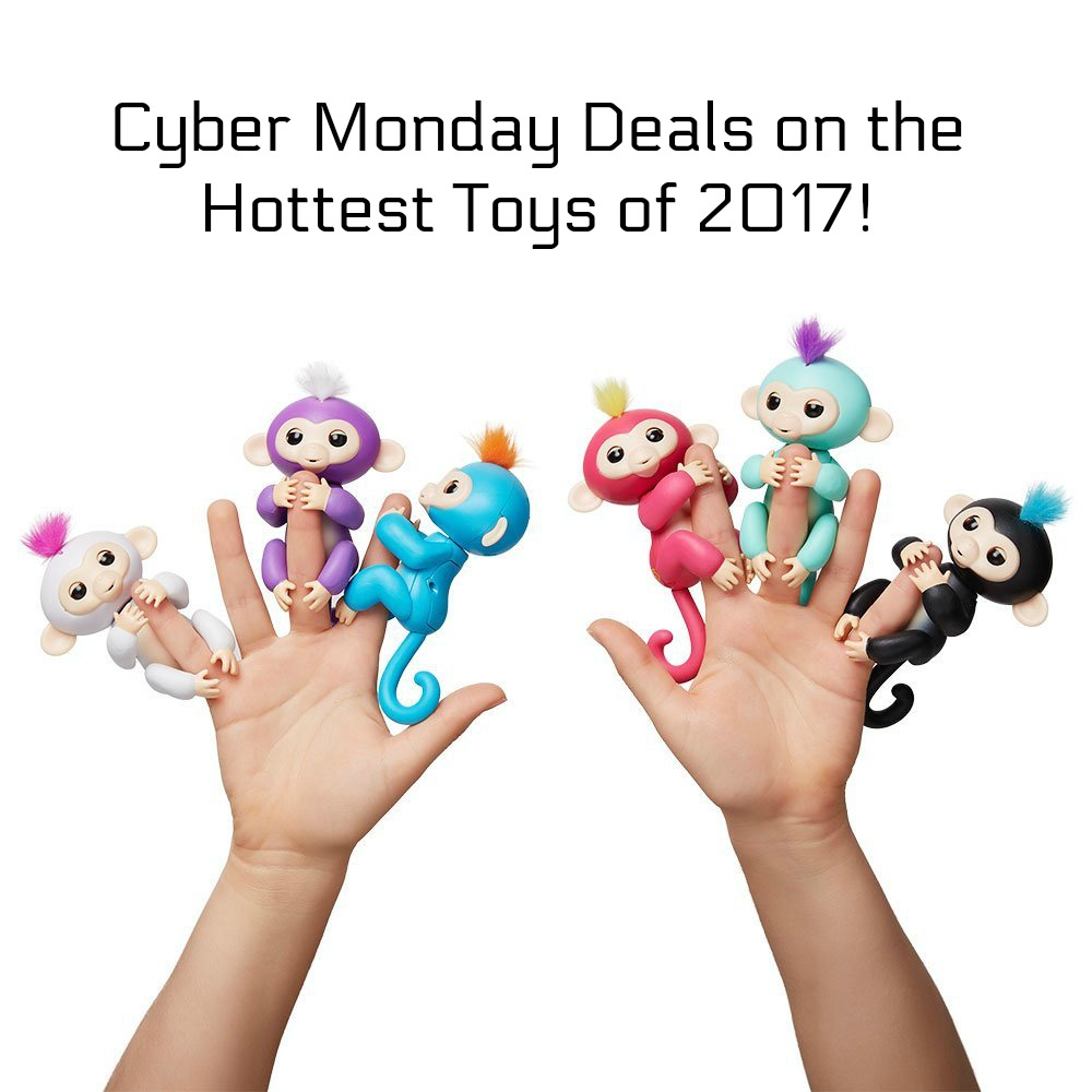 Cyber Monday Deals on the Hottest Toys