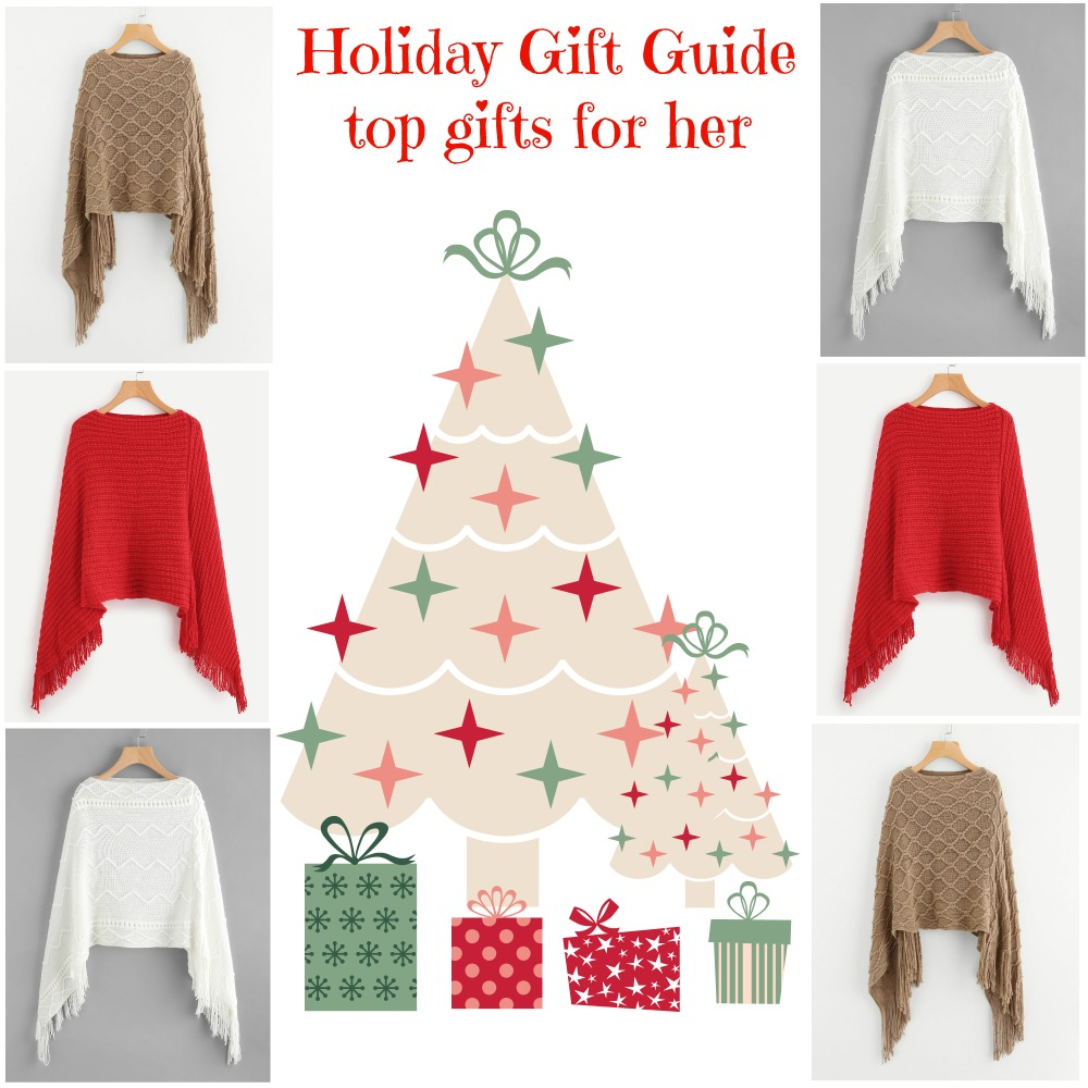 Holiday Gift Guide Top Gifts For Her CT in Style