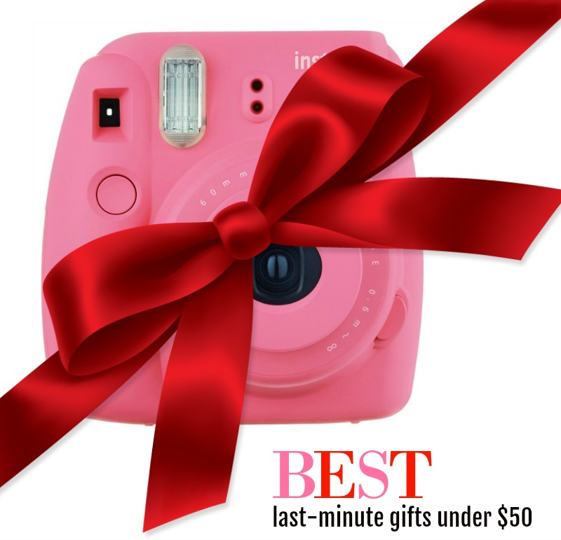 Best Last Minute Gifts Under $50!