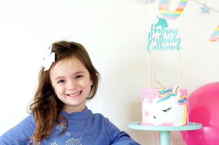 Catherine's Magical Unicorn Birthday Party