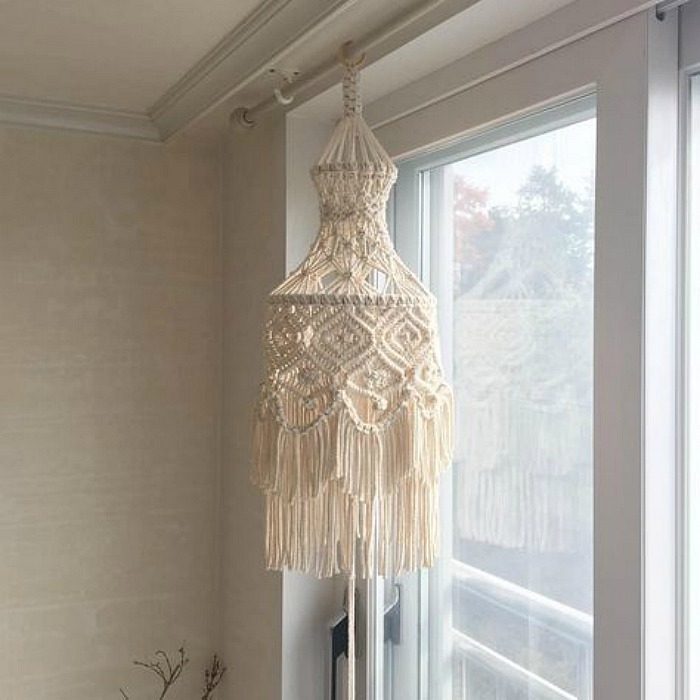 NEW DESIGN TRENDS I AM LOVING- MACRAMÉ