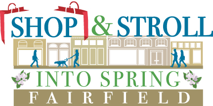 SHOP & STROLL INTO SPRING!