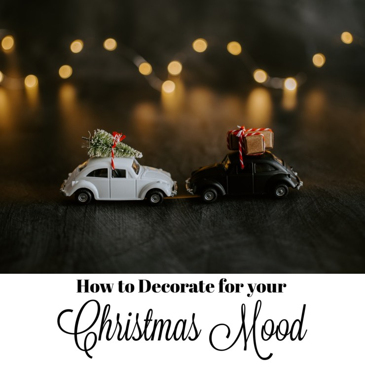 How to decorate for your Christmas Mood