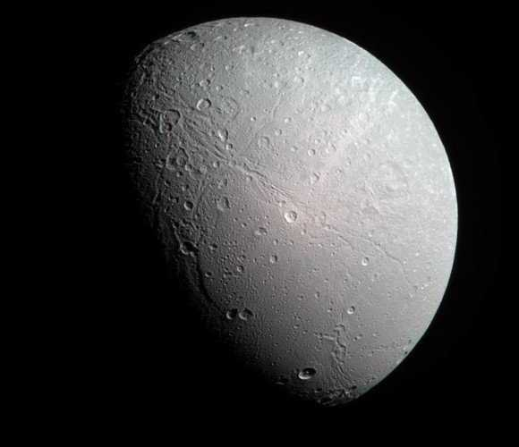 Saturno palydovas Dionė