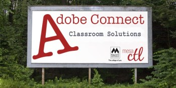 Adobe Connect at MCC Banner