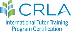 CRLA Tutor Program Certification Logo