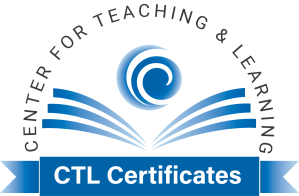 Center for Teaching and Learning Certificates