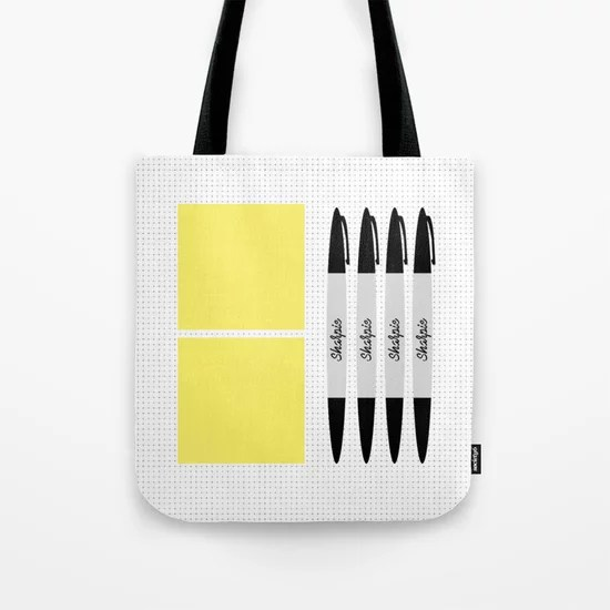 UX Design kit tote bag
