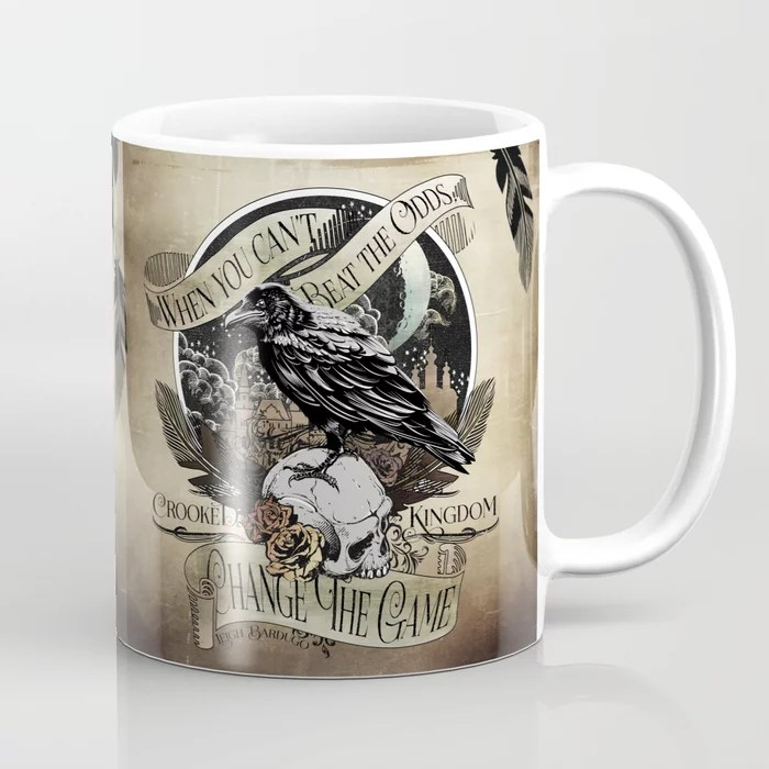 Crooked Kingdom Mug