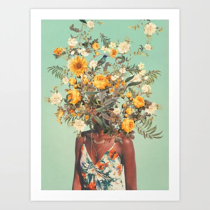 You Loved me a Thousand Summers ago Art Print