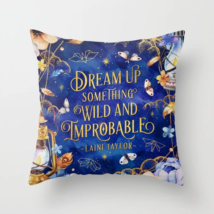 Dream Up Pillow