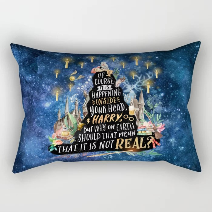 Happening inside your Head Pillow