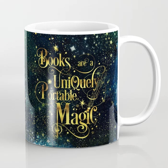 Books are Magic Mug