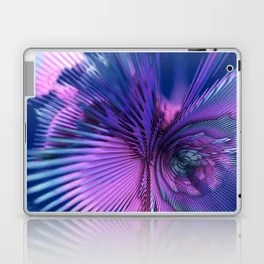 yet mathematics fractal Laptop & iPad Skin