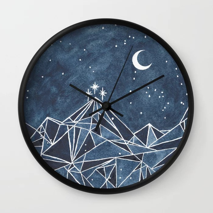 Night Court Clock