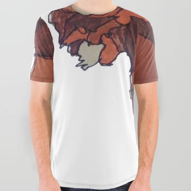 Motherland All Over Graphic Tee