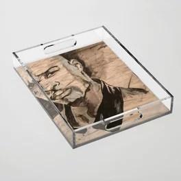 TI Acrylic Tray
