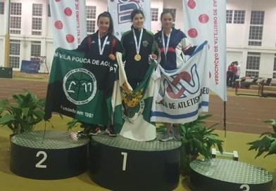 Ana Monteiro Vice Campeã Nacional do Triatlo Técnico Jovem