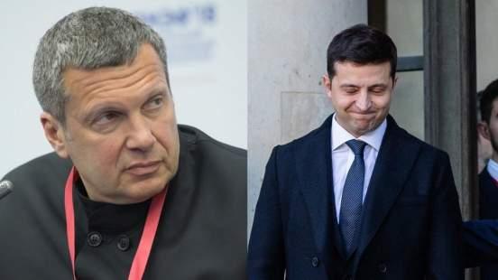 Соловьев посоветовал Зеленскому встретиться в Донбассе с главами ЛДНР, а не  с Путиным - CT News