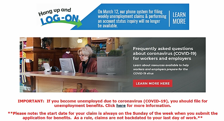 Courtesy of the Department of Labor website