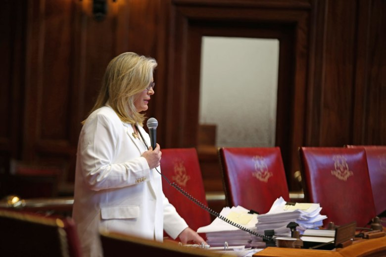 Sen. Heather Somers (Christine Stuart Photo)