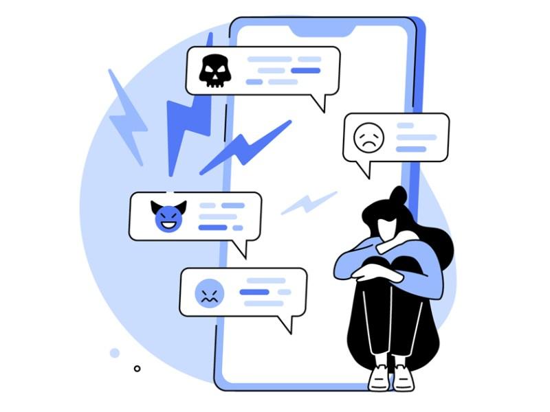 Internet threats (Visual Generation via Shutterstock)