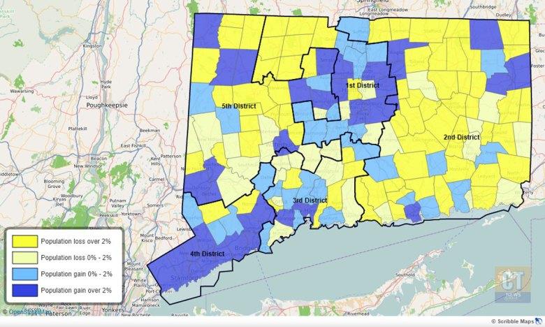 Overlay of Population