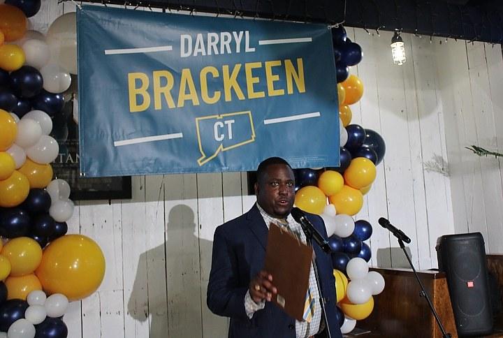 Darryl Brackeen