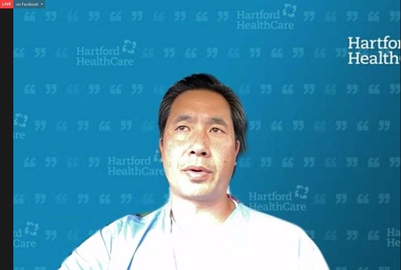 Dr. Ulysses Wu, covid-19 vaccine