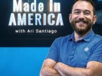 Made In America podcast logo