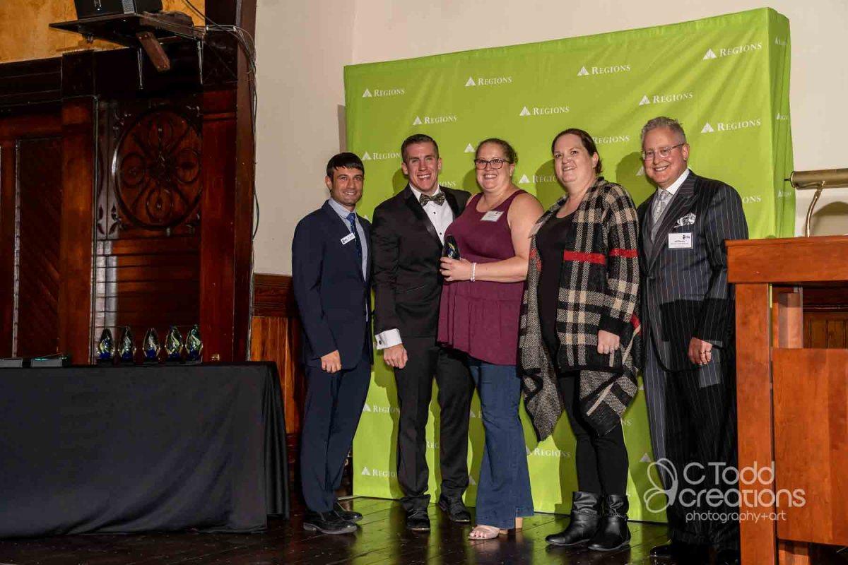 chamber of commerce awards night