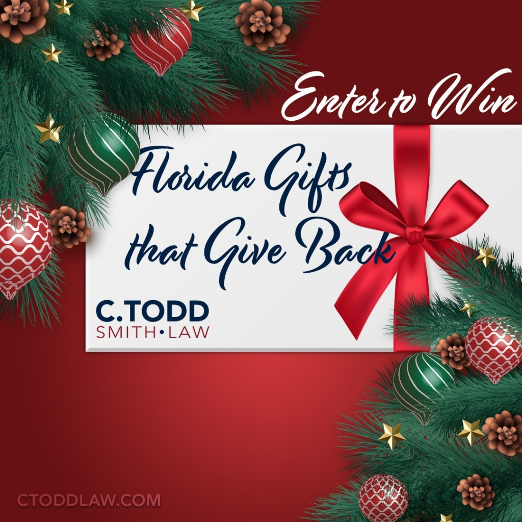 C todd law | florida gifts that give back