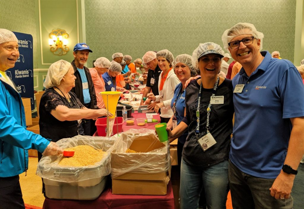 Todd_Amy Packing Meals