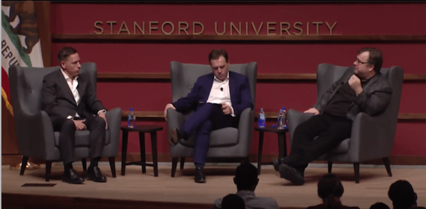 Thiel, Hoffman, and Spiderman Ethics