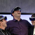 With HoloLens Microsoft Is Cool Again: Or maybe cooler than ever
